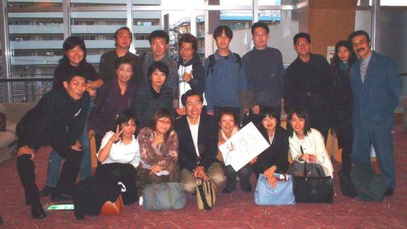 2003年11月16日東急ふれあいフェスティバル