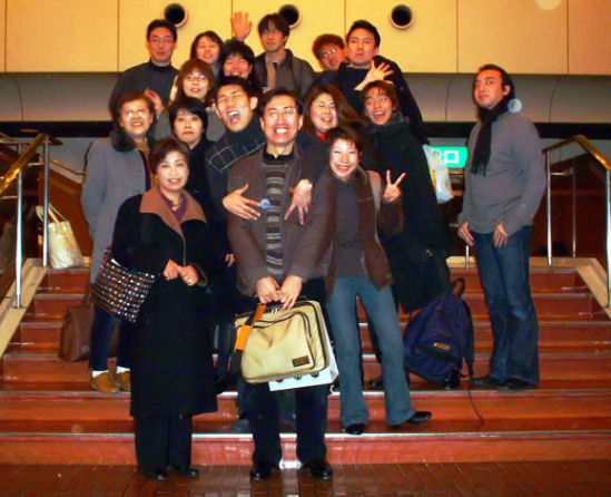 2004年1月18日千葉県アンサンブルコンテスト