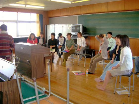 2004年5月2日ロング練習